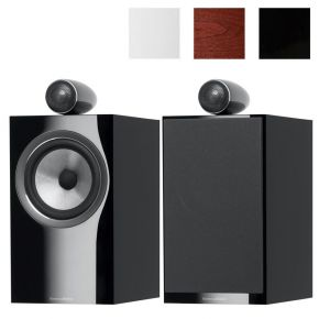 Bowers & Wilkins 705 S2 2-Way Bookshelf Speaker Pair
