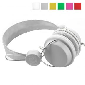 Coloud Colors C22M Headphones with Inline Mic & Remote