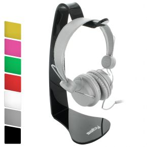 Coloud Colors On-Ear Headphones with Bonus Headphone Stand