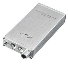 Cayin C6 Portable Headphone Amplifier & USB DAC Silver C6SILVER