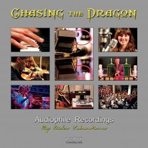 Chasing the Dragon Audiophile Demonstration LP Vinyl