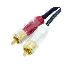 Mercury AV Stereo RCA Cable 5m CP22RCA5