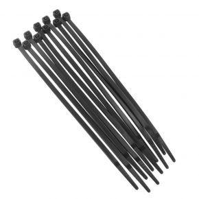2.5mm x 100mm Nylon Cable Ties 100pk CT100B