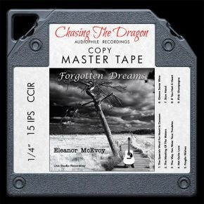 Eleanor McEvoy - Forgotten Dreams Live Chasing The Dragon Master Quality Reel to Reel Tape