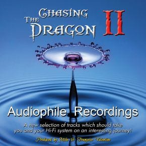 Chasing the Dragon II Audiophile Demonstration CD
