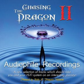 Chasing the Dragon II Audiophile Demonstration LP Vinyl