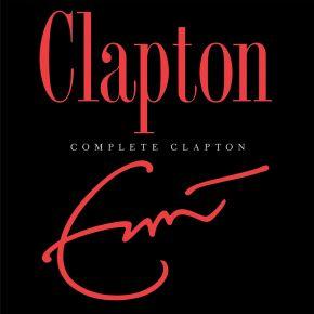 Eric Clapton - Complete Clapton Half-Speed Mastered 4LP Box Set
