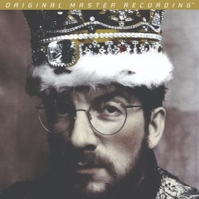 Elvis Costello - King Of America MoFi LP 180g Numbered