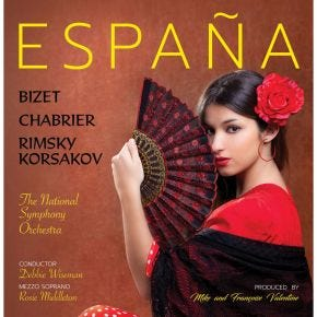 Espana: A Tribute to Spain Chasing The Dragon CD