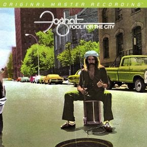 Foghat - Fool For The City MoFi 180g LP Numbered
