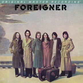 Foreigner - Foreigner MoFi LP 180g Numbered