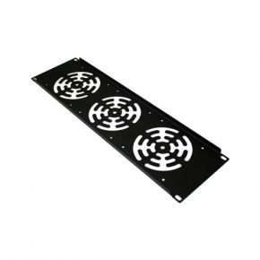 3U 3RU Fan Panel for 19in Racks FP3U