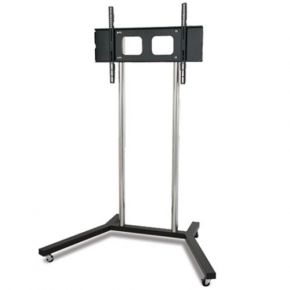 TV stand, 30-50inch Bracket integrated wheels BK FS401