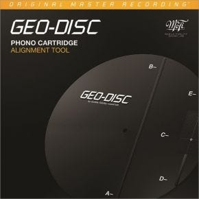 MoFi Geo-Disc Cartridge Alignment Tool