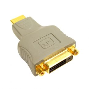 Gold Plated HDMI DVI Adaptor Bargain Price HDM9419