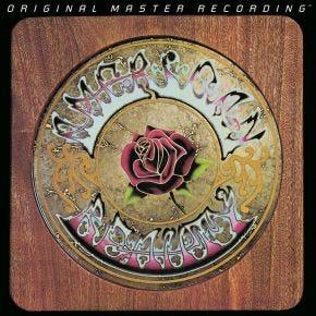 Grateful Dead - American Beauty MoFi 2LP 180g 45RPM Numbered