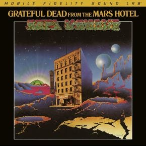 Grateful Dead - From the Mars Hotel MoFi 180g 45rpm 2LP Numbered