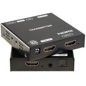 Pro.2 70m HDMI Extender over CAT6 4K@60Hz HDC6M4K