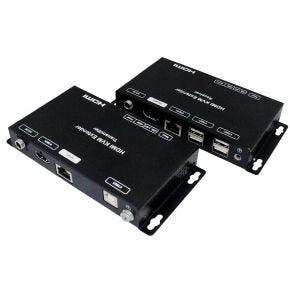 Pro.2 HDMI USB2.0 KVM CAT6 Extender up to 100m HDMIKVMV3