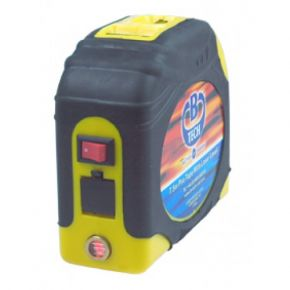 7.5m B-Tech Metric Tape Measure with Built-in Spirit Levels (Factory Seconds) BTTM1