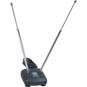 Avico Rabbit Ears VHF FM TV Antenna TVA36