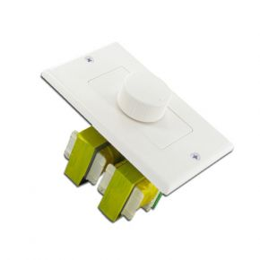 In Wall Volume Control Wall Plate Impedance Matching A1163P
