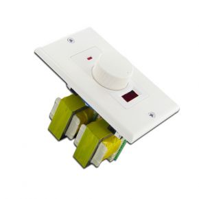 In-Wall Volume Control Wall Plate With IR Receiver A1161