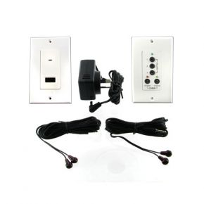 In-Wall IR Repeater Kit IRS6A
