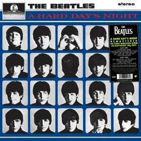 The Beatles - A Hard Day's Night 180g LP