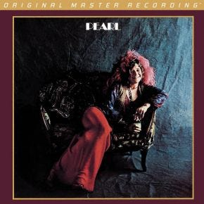 Janis Joplin - Pearl MoFi 2LP 180g 45RPM Numbered