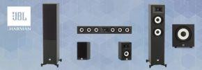 JBL Stage A180 5.1 Speaker Package