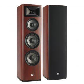 JBL Studio 6 Series Studio 698 Pair Floor Standing Speakers Wood