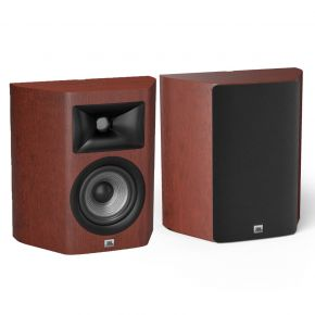 JBL Studio 6 Series Studio 610 Pair Surround Speakers Wood