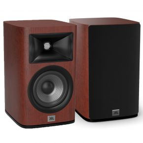 JBL Studio 6 Series Studio 630 Pair Bookshelf Speakers Wood