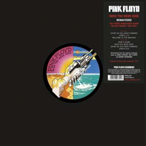 Pink Floyd - Wish You Were Here 180g LP