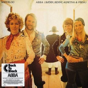 ABBA - Waterloo Limited Edition 180g LP + Download