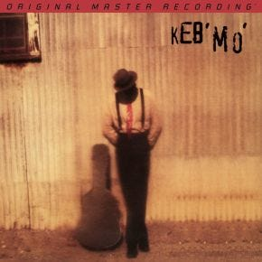 Keb' Mo' - Keb' Mo' MoFi LP 180g Numbered