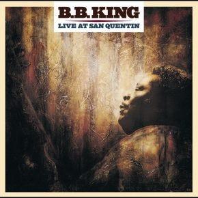 B.B. King - Live At San Quentin 180g LP