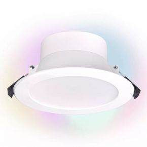 Laser Smart Home WiFi 10W LED RGB Downlight 110mm