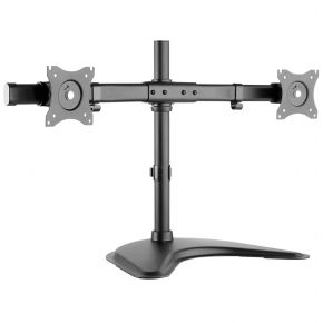 2 Screen Desktop Stand