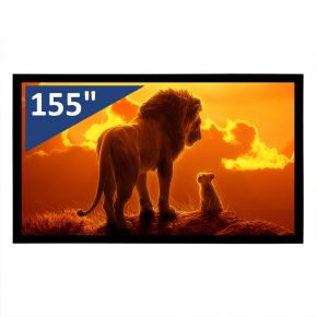 "Encore 155"" 16:9 CineVue 4K Fixed Screen"