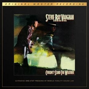 Stevie Ray Vaughan - Couldn't Stand the Weather MoFi 2LP 45RPM Box Set