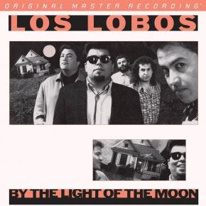 Los Lobos - By The Light Of The Moon MoFi LP 180g Numbered
