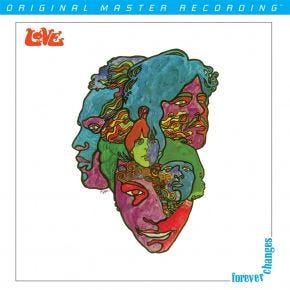 MoFi Love - Forever Changes 2LP 180g 45RPM Numbered