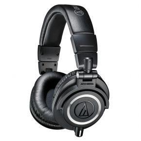 Audio-Technica ATH-M50XBK Studio Monitoring Over-Ear Headphones Black M50XBK