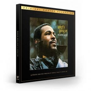 Marvin Gaye - What's Going On MoFi Limited Edition 2LP 180g Numbered