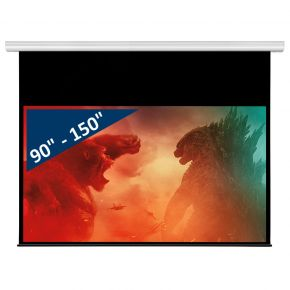 Encore 16:9 CineMotion Pro 4K Motorised Screen