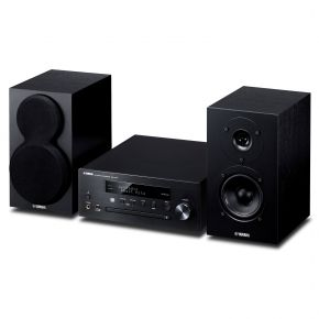 Yamaha MCR-N470B MusicCast Component Micro System Black