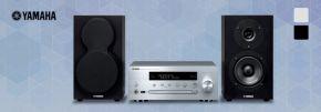 Yamaha MCR-N470 MusicCast Component Micro System