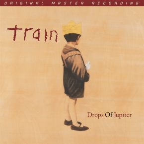 Train - Drops of Jupiter 180g MoFi LP Limited Edition